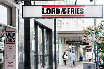 Lord of the fries - Chapel Street Store VIC